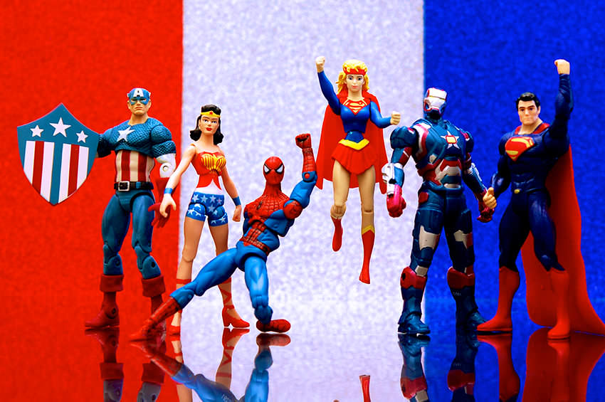 Superhrdinovia - Ako si zvýšiť sebavedomie natrvalo