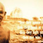 10 Gandhiho Zásad, Ktoré Spravia Tvoj Svet Lepším Miestom
