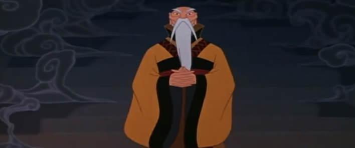 Vládca z rozprávky Mulan