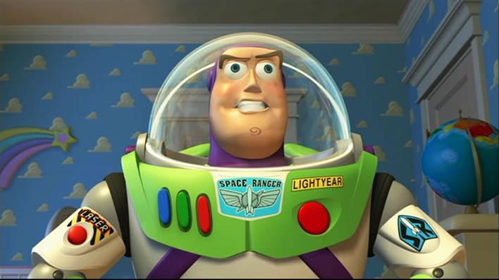 Buzz z rozprávky Príbeh hračiek