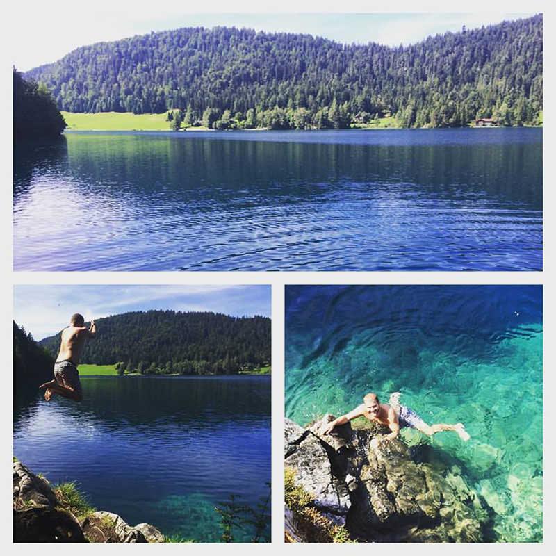Tirolské jazerá