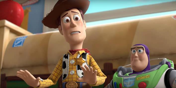 Woody z rozprávky Príbeh Hračiek