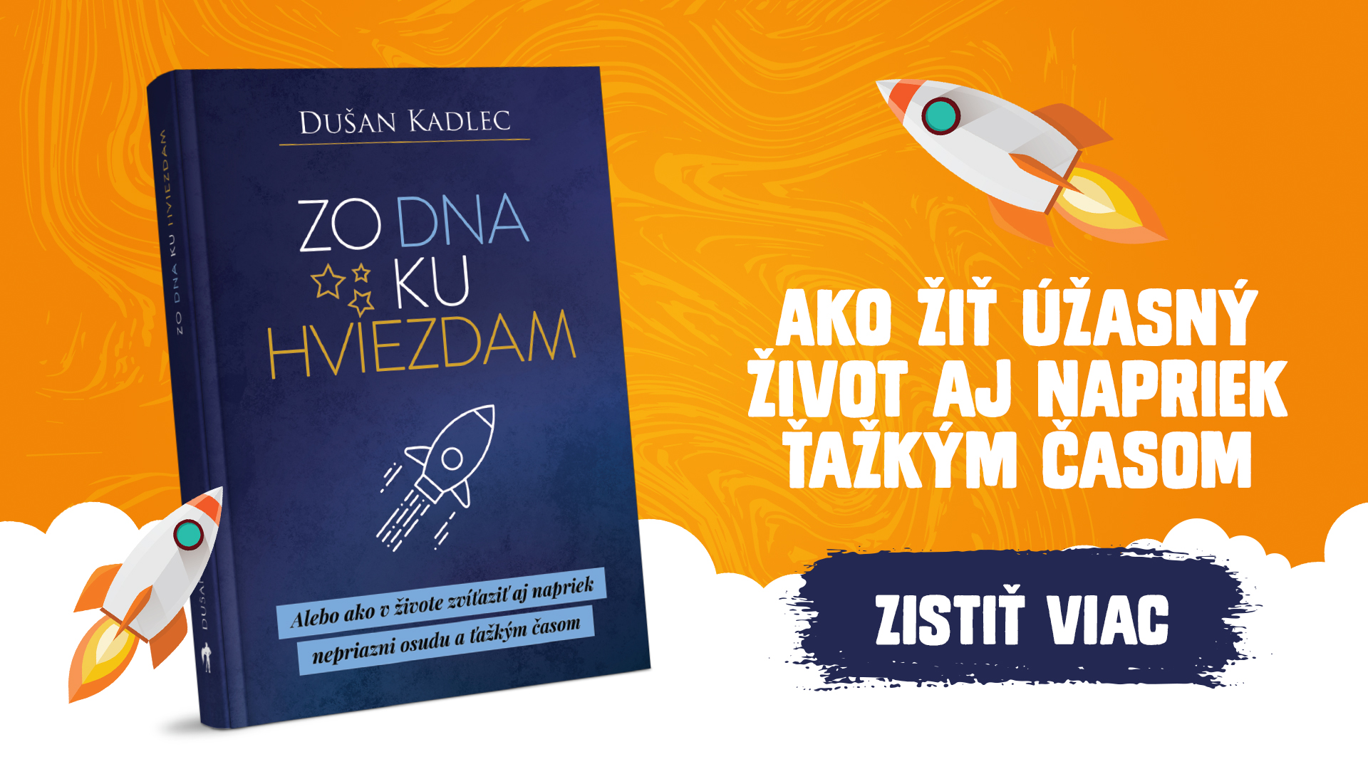 Kniha Zo Dna Ku Hviezdam