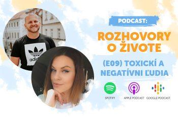 Toxickí a negatívni ľudia